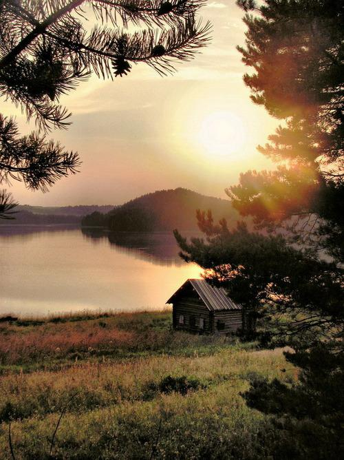 Krajina pre bývanie - ...jazero