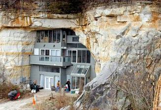 jaskynný dom