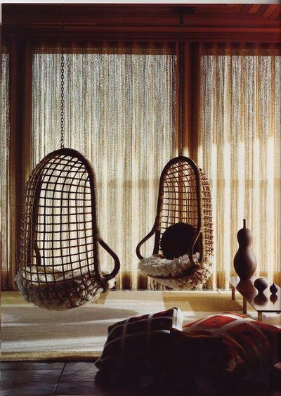 Dream house - sedenie na terasu