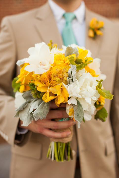 Svadobné kytice - Obrázok č. 10