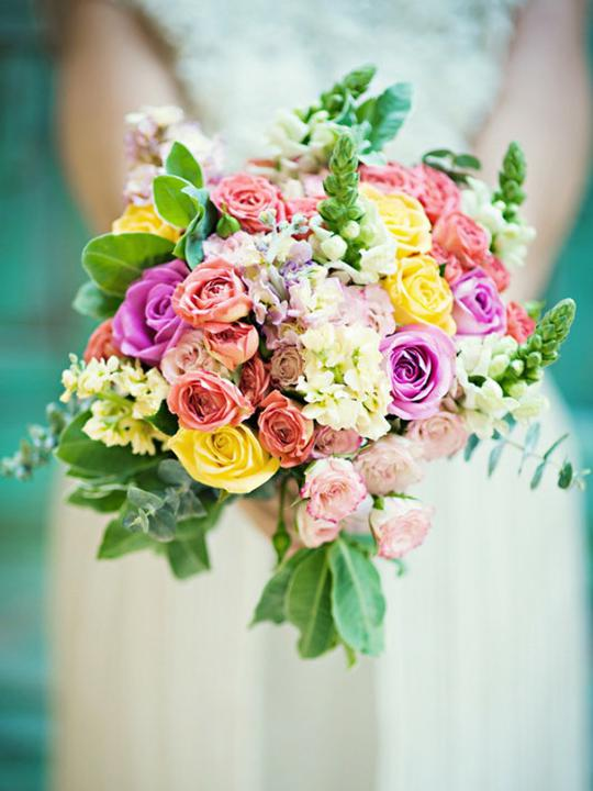 Svadobné kytice - Obrázok č. 31