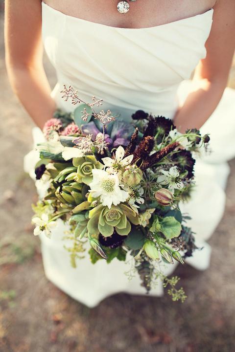 Svadobné kytice - Obrázok č. 38