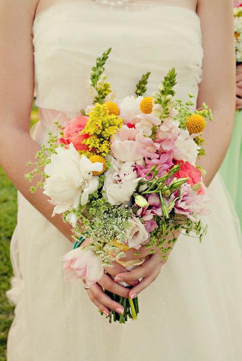 Svadobné kytice - Obrázok č. 44