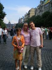 Rodinka v Prahe nas treti domov :o)