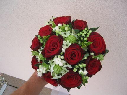 Miluju růže - jedna z variant