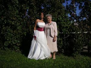 s mojí babičkou