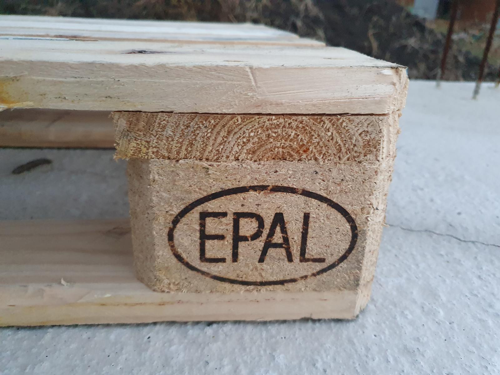 Europalet a palety - Obrázok č. 1