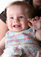 naša dcérka...budúca družička