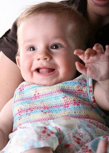 Naše prípravy - naša dcérka...budúca družička