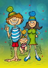 Začala jsem malovat i plakáty a obrázky k různým příležitostem ...http://yellowpillowart.blogspot.cz/