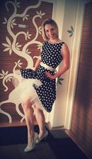 tak jsem si spichla vintage populnocky :-) To bude tanec