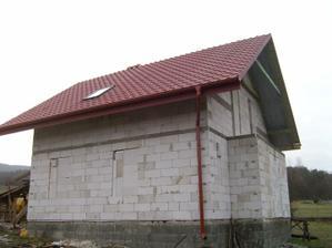 strecha hotova