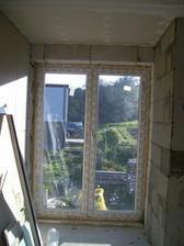 a velke okno v spalni