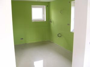 kuchyna zelena:)