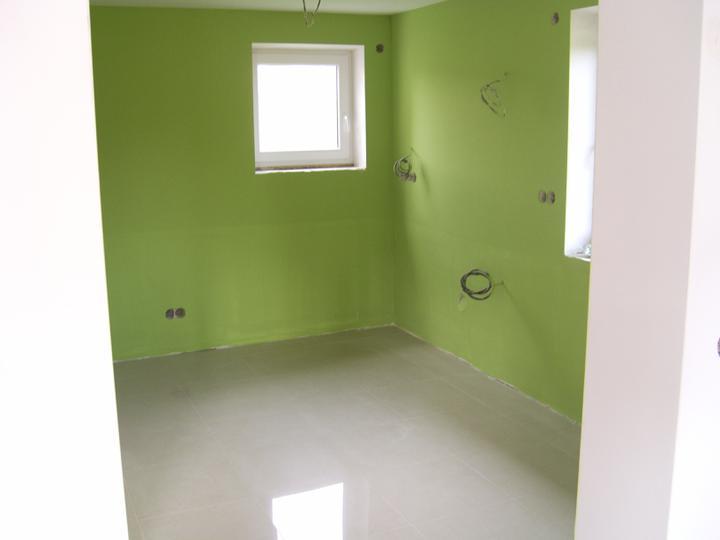 Nas domcek :) - kuchyna zelena:)