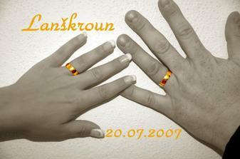 naše svatba 20.07.2007