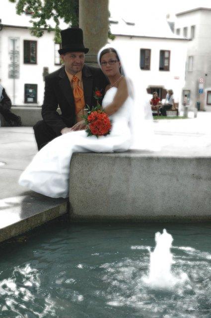 A u fontány