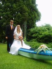Úžasný svatební dar od našich kamarádů ze Sluníčka a z Javornice
