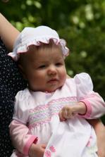 Andulka se nám narodila 1.3.2009