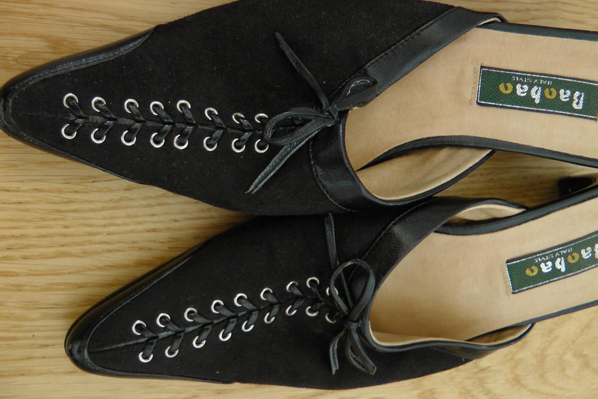 Dámské boty - lodičky - Obrázek č. 1