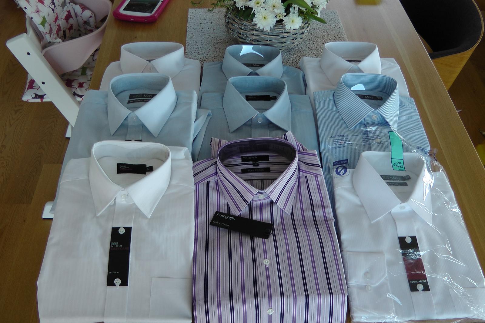 pánské košile - Obrázek č. 1
