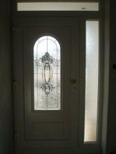 detail dverovej vyplne
