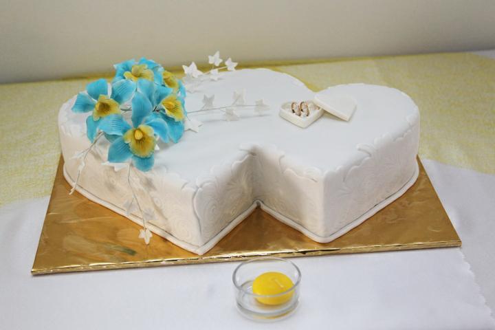 Evka{{_AND_}}Viktor - krásna a hlavne mňamky tortička :)