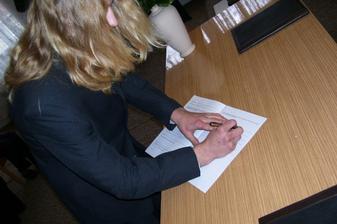 Podpis ženichův
