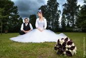 svatební šaty, 34