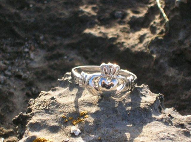Prep - kto bol v irsku pozna moj zasnubny prsten..