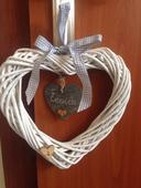 Srdce na dveře ženicha,