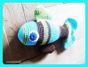 jedna rybka pro mého rybího maniaka:-)