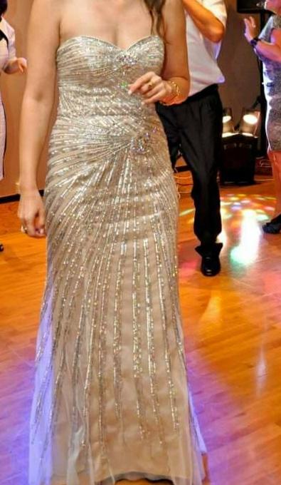 Šaty zn. Jovani - Obrázok č. 1