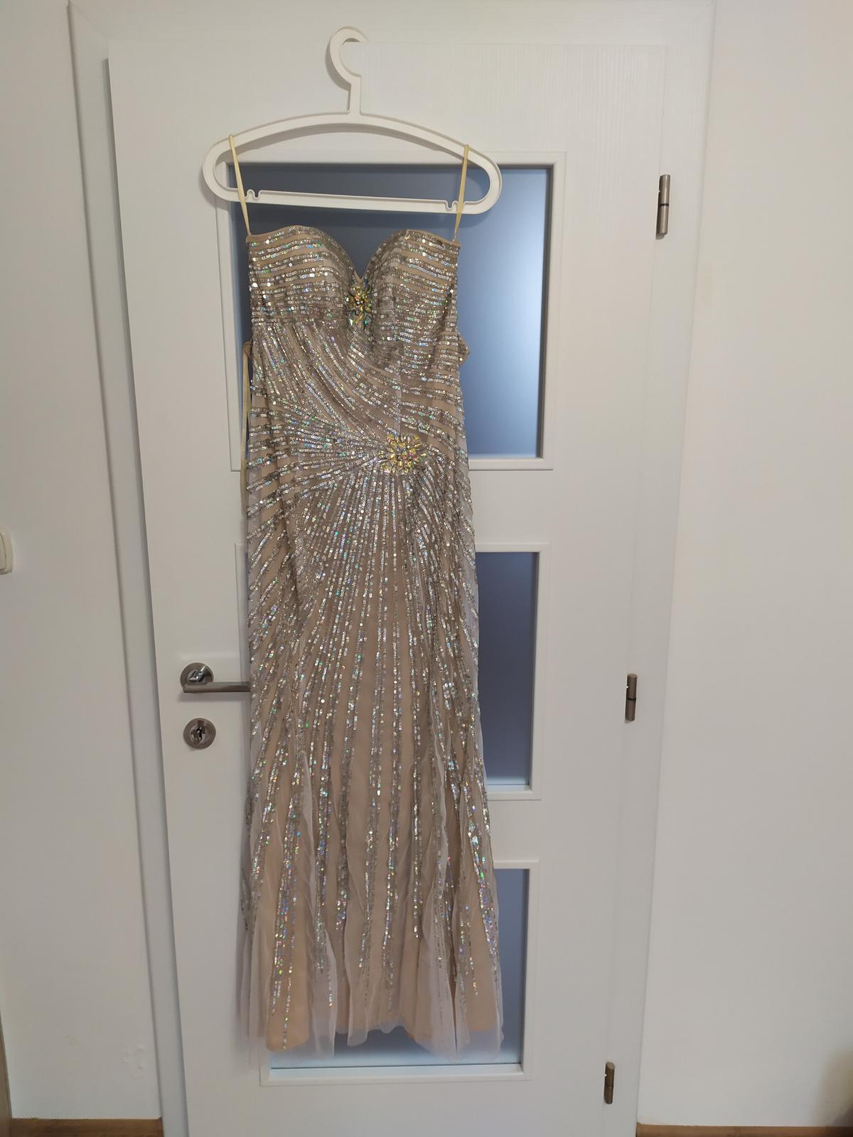 Šaty zn. Jovani - Obrázok č. 2