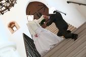 Princeznovske svadobné šaty, 38