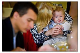 3. nejmladší na svatbě :-D