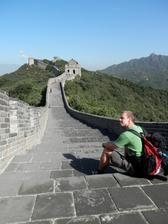 Svatební cesta - Čína na Velké čínské zdi