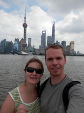 Svatební cesta - Shanghai