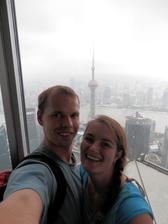Svatební cesta - Shanghai z 288m