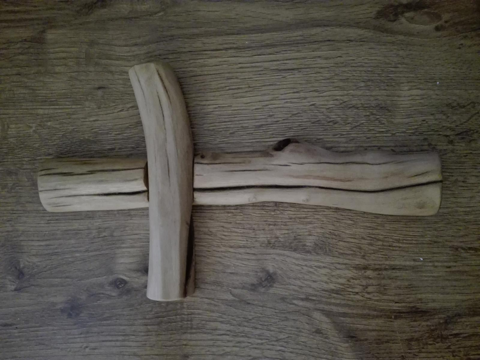 Drevený kríž - Obrázok č. 2