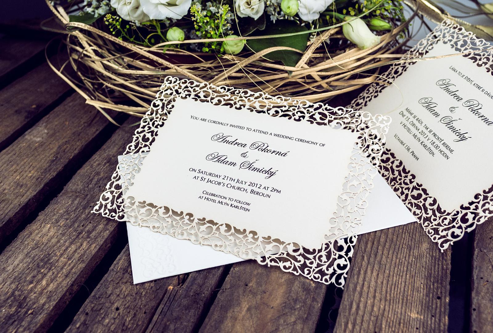 Nové svatební oznámení a doplňky ke svatbě na webu! - Obrázek č. 53