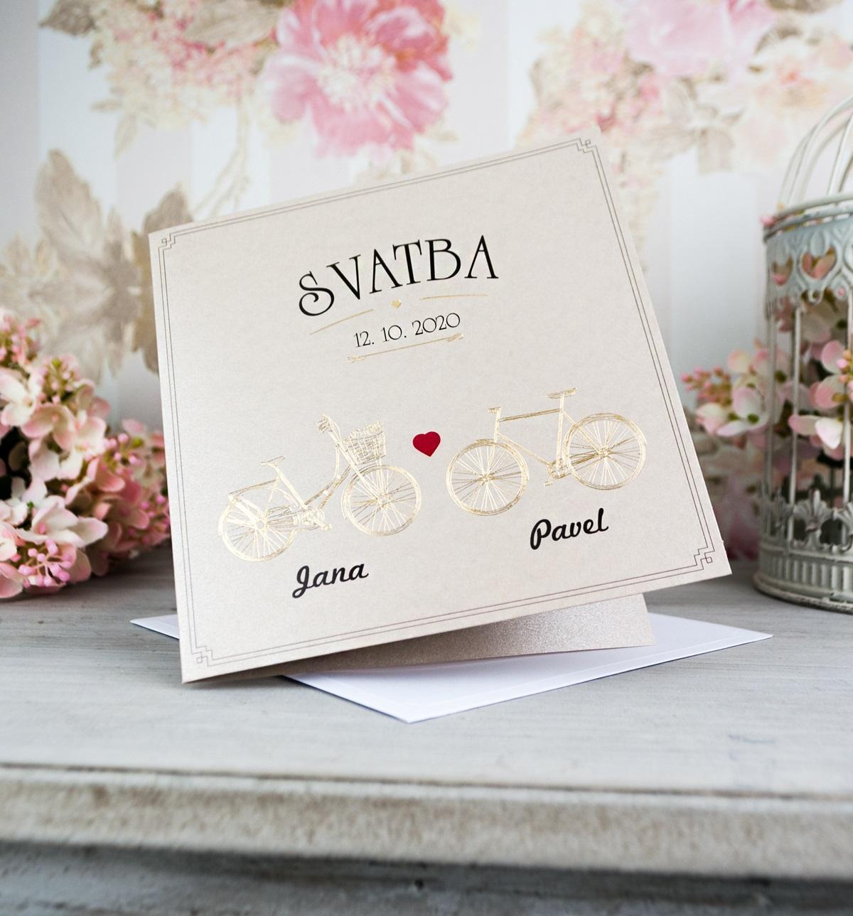 Svatební oznámení pro rok 2017 - Obrázek č. 3