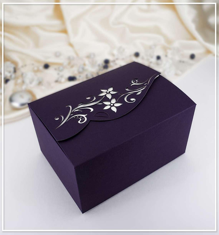 Svatební krabička na výslužku K708 - Obrázek č. 1