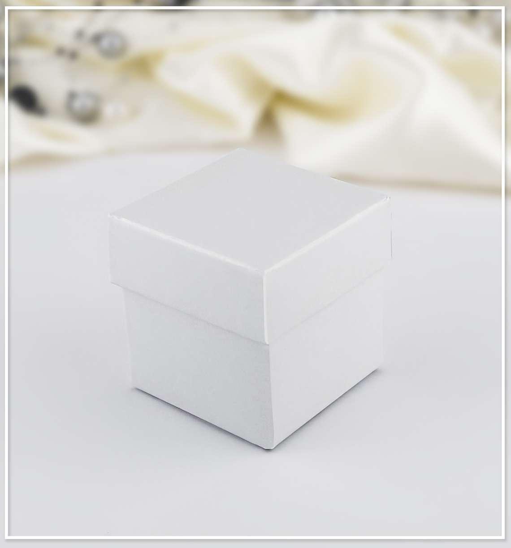 Svatební krabička na mandličky - K401 - Obrázek č. 1