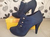 Nenosená dámdka obuv, 41