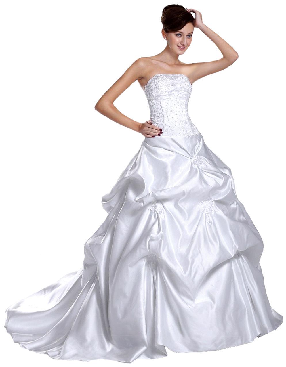 Letní výprodej svatebních šatů - velikost 38-cena 3200kč