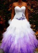 půjčím mat.šaty, 36