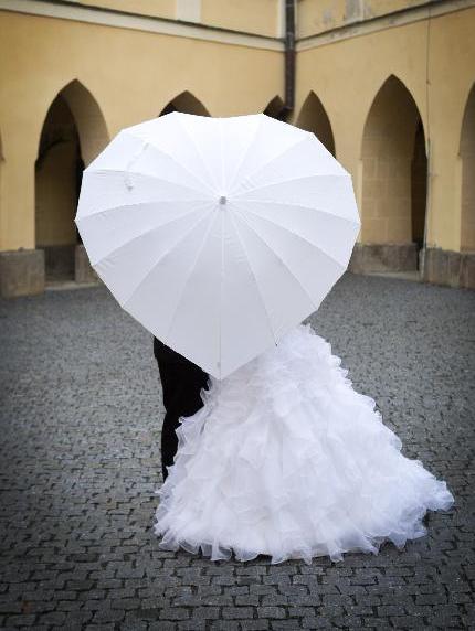 půjčení deštníku - Obrázek č. 1