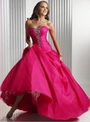 plesové šaty - Obrázek č. 1