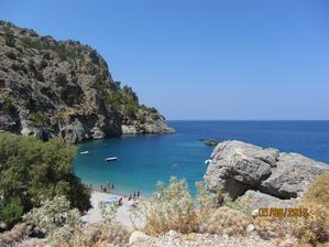 Pláž Achata
